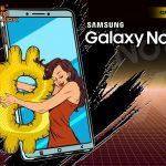 Samsung выпустит Galaxy Note 10 с поддержкой криптовалют