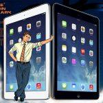 Новый iPad практически не пригоден к ремонту
