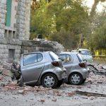 Землетрясение в Албании: десятки пострадавших