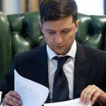 Зеленский отказался принять новый Избирательный кодекс с открытыми списками
