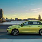 Volkswagen представил Golf восьмого поколения (ФОТО)