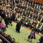 Правительство Великобритании поддержало проведение внеочередных выборов