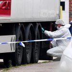 39 трупов в грузовике: полиция арестовала еще 2 человек