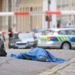 Стрельба у синагоги и закусочной в немецком Галле: нападавший транслировал атаку в Twitch