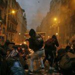 Хаос в Барселоне: полмиллиона протестующих, «коктейли Молотова», газ, водометы и десятки раненных