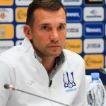Шевченко назвал состав сборной Украины на последние матчи года