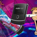 Названа точная дата презентации Motorola RAZR 2019