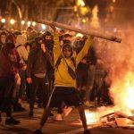 Протесты в Барселоне обойдутся Испании в 2,5 млн евро