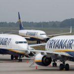 Ryanair прекратила полеты 3 самолетов из-за трещин