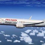 Pegasus Airlines открыл рейс Киев — Даламан. Старт весной 2020 года