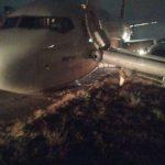 Аэропорт «Одесса» возобновил работу после аварии самолета