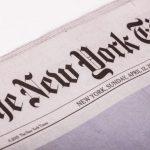 Посольство Украины призвало The New York Times исправить карту страны без Крыма
