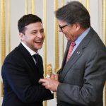 Украина заключила невыгодный нефтяной контракт под влиянием Перри — AP