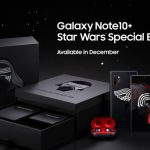 Samsung представил Galaxy Note 10+ для фанатов «Звездных войн»