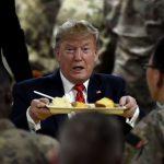 Трамп неожиданно прибыл в Афганистан к военным США