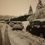 Снегопад во Франции: 200 тыс домов без электричества, 1 человек погиб