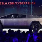 Маск объяснил, почему пикап Cybertruck плоский