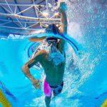 Украинский пловец установил рекорд Кубка мира