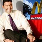 Гендиректора McDonald's уволили за роман с сотрудницей