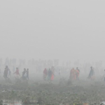 Загрязнение воздуха в Индии достигло «невыносимого уровня»