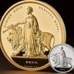 В Великобритании изготовили монету весом 5 кг