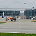 Пассажиропоток аэропорта Львов вырос на 45% в октябре 2019 по сравнению с прошлым годом