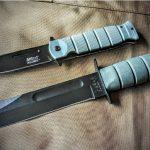 Основные аспекты выбора боевого ножа