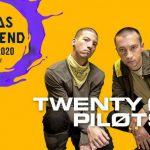 Twenty One Pilots станут хедлайнерами Atlas Weekend 2020