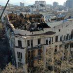 Правительство выделит 4 млн грн на ликвидацию последствий пожара в Одессе