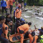 Автобус с людьми сорвался в овраг в Индонезии. Погибли минимум 25 человек