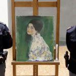 В стене музея нашли пропавшую 22 года назад картину Климта стоимостью 60 млн евро
