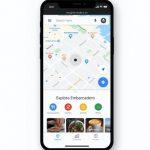 Google Maps разрешил приватность на устройствах Apple