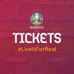 УЕФА открыла продажу билетов на Евро-2020: от 30 до 185 евро
