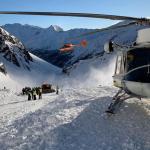 4-я жертва за 24 часа: лавина в итальянских Альпах забрала еще одну жизнь