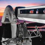 SpaceX отправит 1-й корабль «Crew Dragon» на МКС в феврале