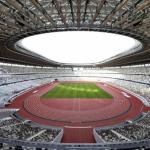В Токио открыли стадион для Олимпиады-2020