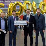 Аэропорт «Борисполь» впервые в истории обслужил за год более 15 млн пассажиров