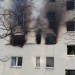 В жилом доме в Германии прогремел взрыв, пострадали 25 человек