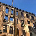 Следователи обыскивают здание Одесской ГСЧС из-за пожара в колледже