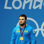 Украинского тяжелоатлета лишили золотой медали Олимпийских игр