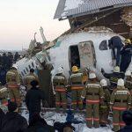 В Казахстане самолет с пассажирами врезался в дом. 12 человек погибли
