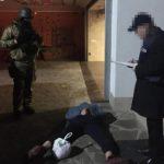 Патрульный полицейский в Киеве вымогал 150 тысяч долларов