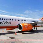 SkyUp приостановит полеты в ОАЭ из-за того, что нужно облетать Иран и Ирак