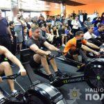 Полицейские Донетчины стали лучшими на международных соревнованиях по командной гребле