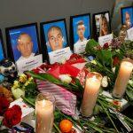 Тела погибших в катастрофе МАУ привезли в Украину (видео)