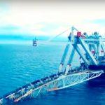 В Газпроме заявили, что стоительство «Северного потока-2» завершат россияне