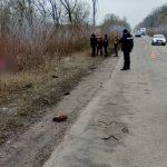 На дороге «Дергачи — Казачья Лопань» найдены тела двух погибших мужчин