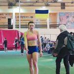 Харьковская легкоатлетка установила юношеский рекорд Украины