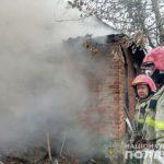 За сутки на Харьковщине во время пожаров погибли два человека