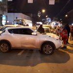За сутки в Харькове произошло два ДТП с участием 14 автомобилей (фото)